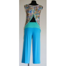 Irisa fresca top+Amanda fresca trousers