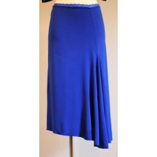 Nelly azul skirt